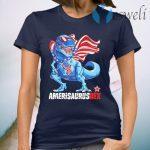 The 4th of July Ameri Saurus Rex T-Shirt