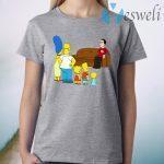 The Simpsons Sheldon Cooper T-Shirt