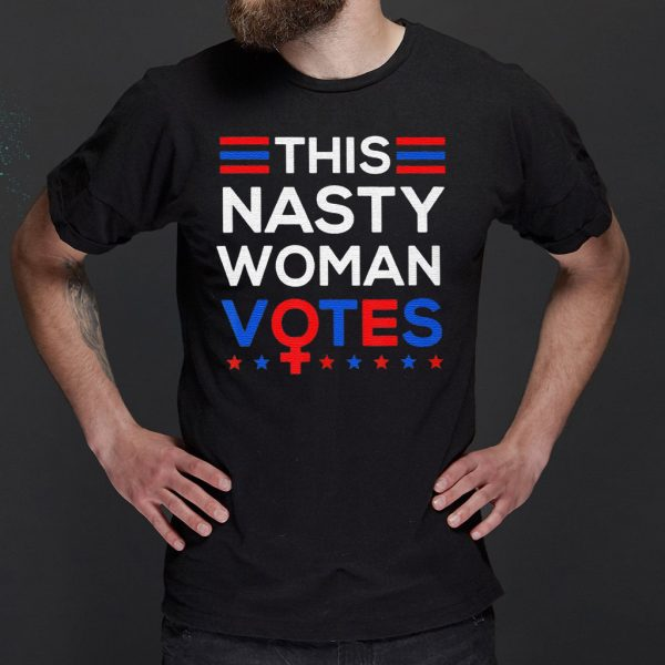 This Nasty Votes Feminist Election Voting Classic T-Shirts