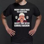 Tiger King Joe Exotic Merry Christmas To Everyone Christmas Shirt