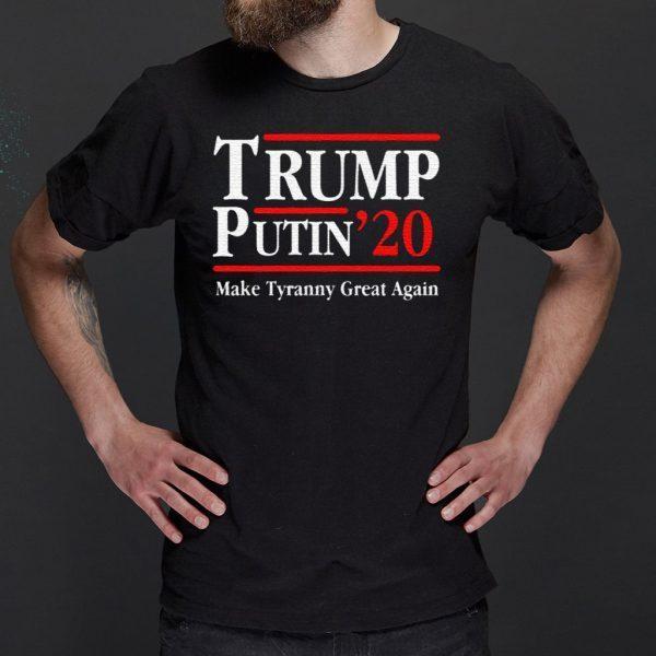 Trump Putin 2020 TShirts