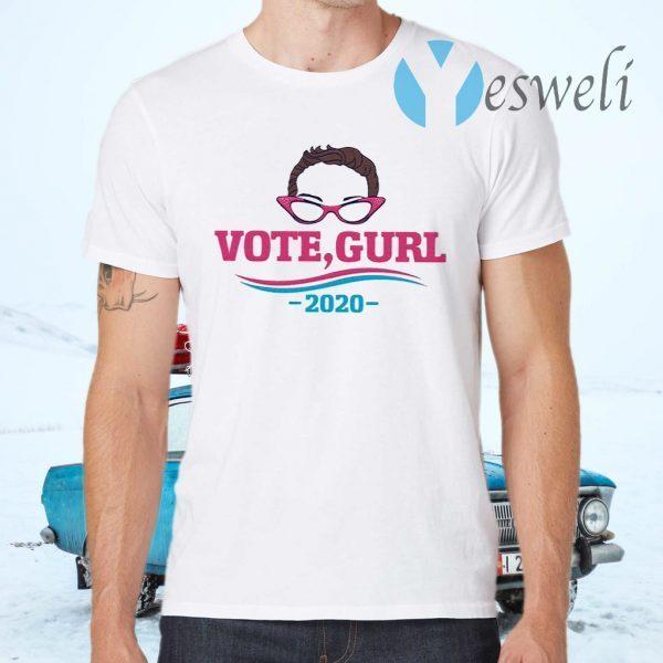 Vote Gurl 2020 T-Shirts