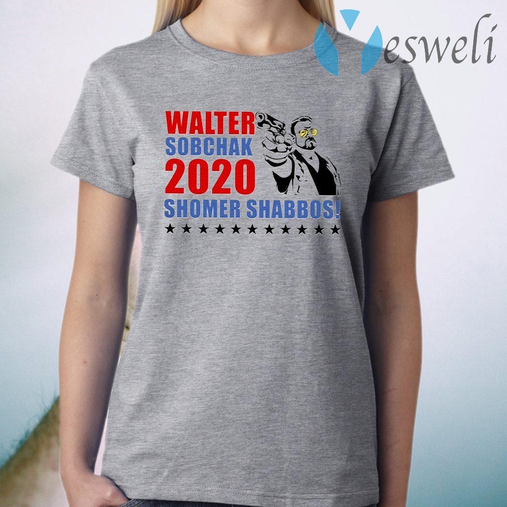 Walter Sobchak 2020 Shomer Shabbos T-Shirt