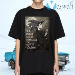 Wine in a world full of princesses be a witch TShirt