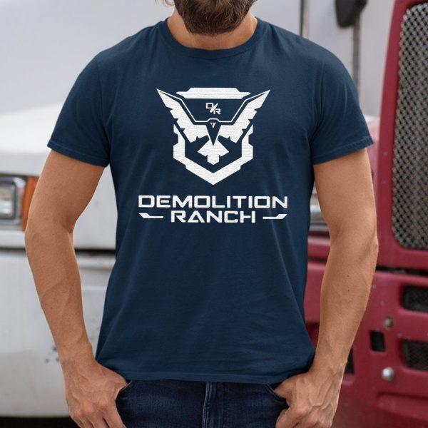 demolition ranch shirts