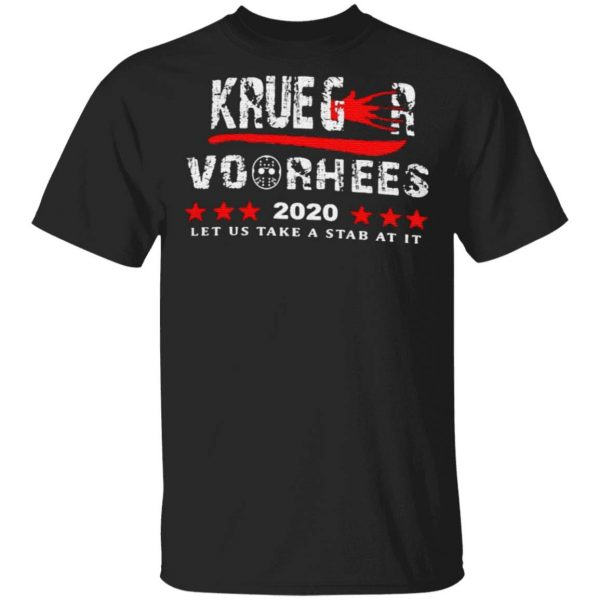 Krueger Voorhees Let Us Take A Stab At It Classic T-Shirt