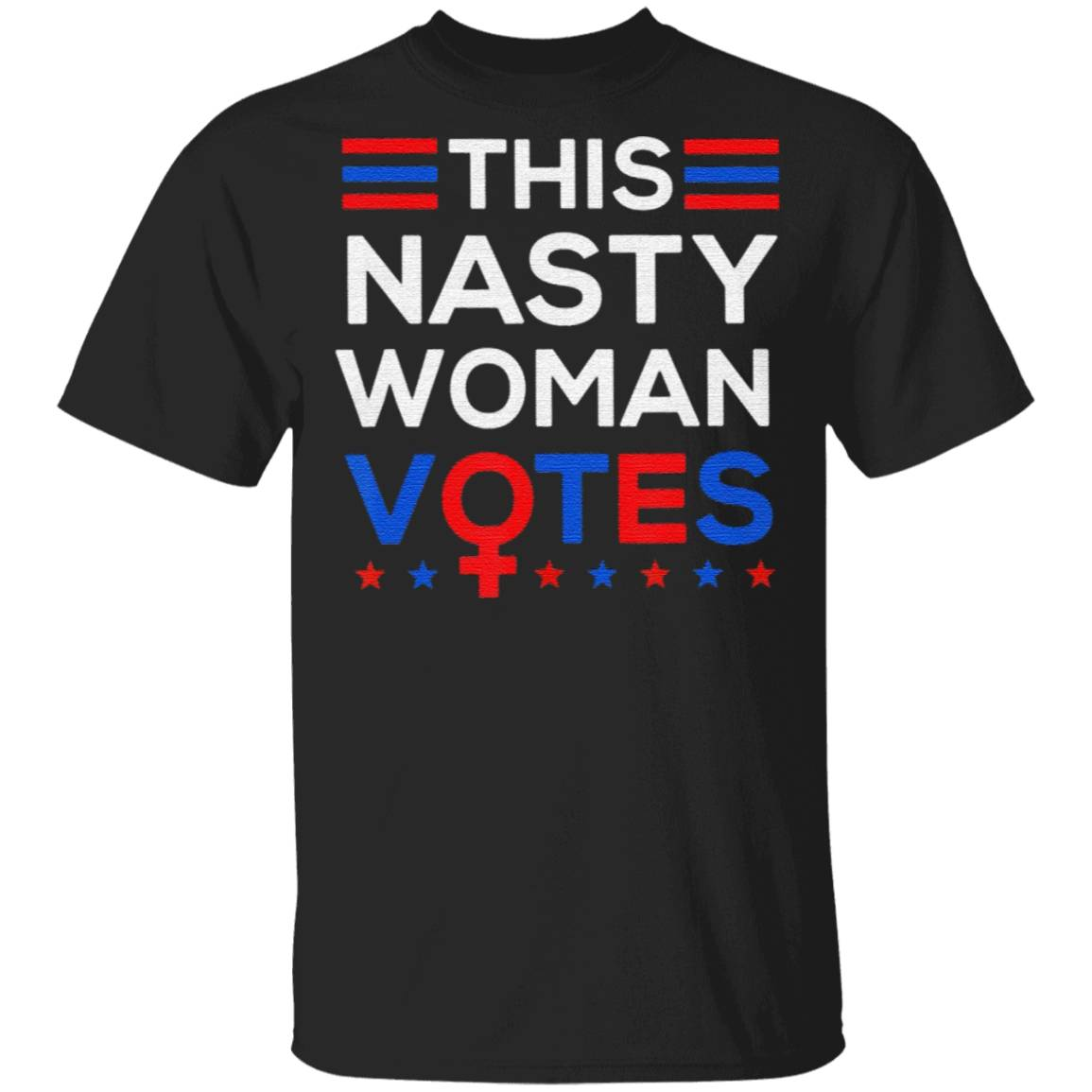 This Nasty Votes Feminist Election Voting Classic T-Shirt