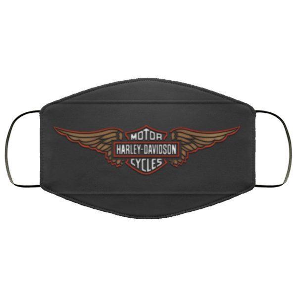 Harley-Davidson Face Mask