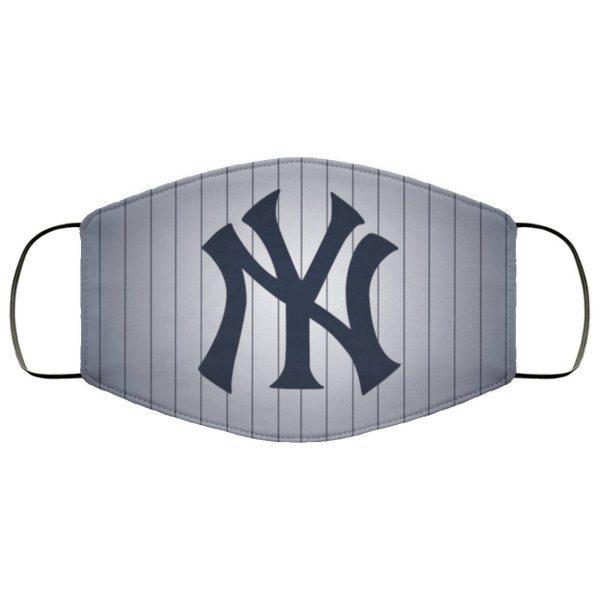 New York Yankees cloth face mask