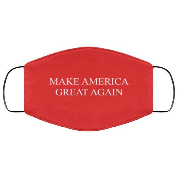 Trump Make America Great Face Mask