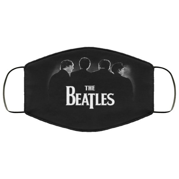 The beatles Face Mask us PM2.5