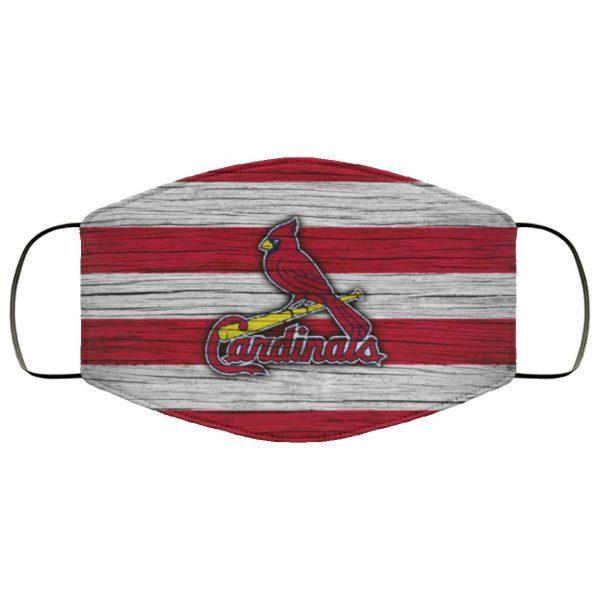 St Louis Cardinals Face Mask Filter PM2.5