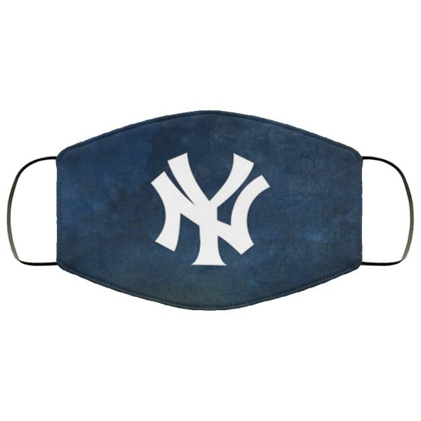 New York Yankees Face Mask Filter PM2.5