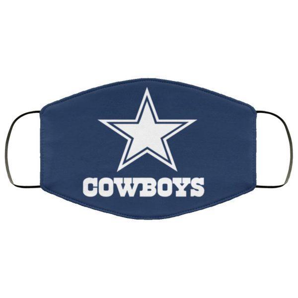 Dallas Cowboys Face Mask PM2.5