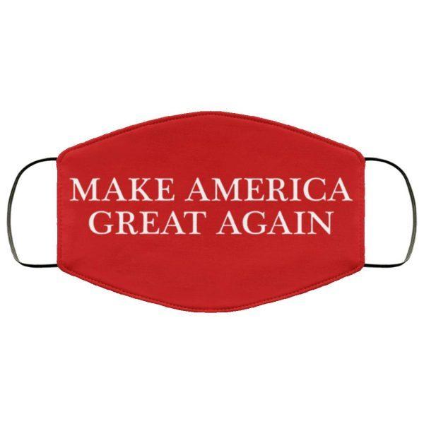 Trump Make America Great Again Face Mask Adult Custom Trump Face Mask