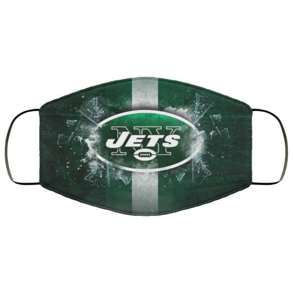 New York Jets Face Mask
