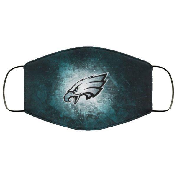 Philadelphia Eagles Face Mask Filter PM2.5