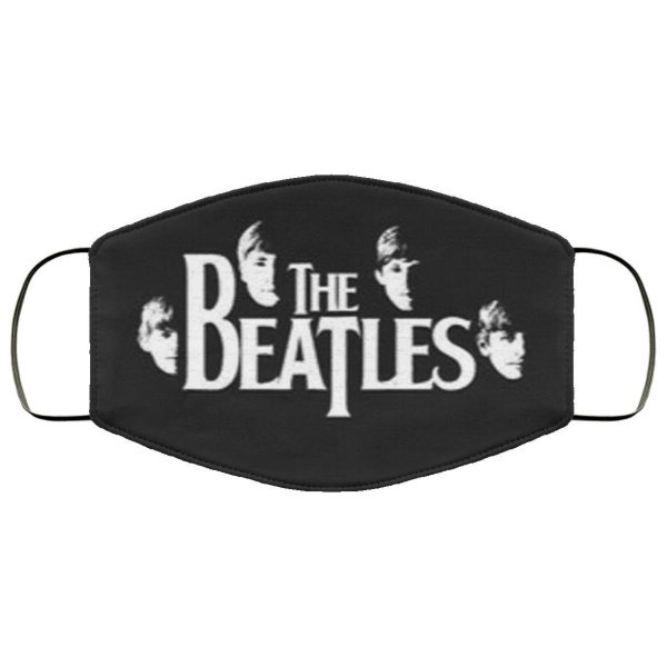 The beatles Face Mask Filter PM2.5