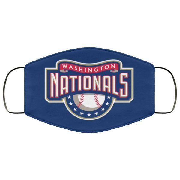Washington Nationals face masks Kid dust Sports