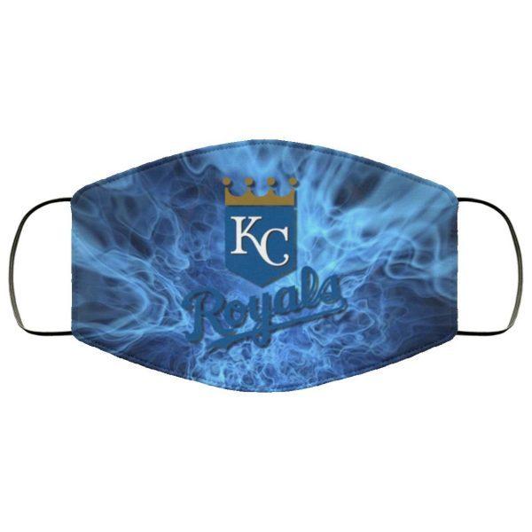 Kansas City Royals cloth face masks Filter PM2.5