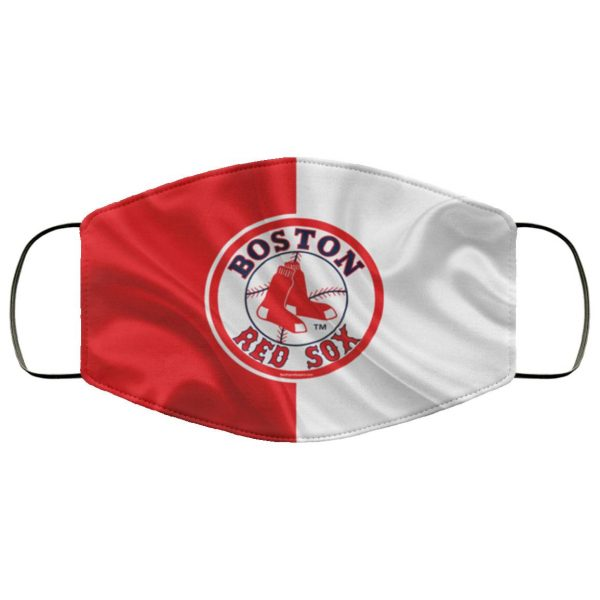 Boston Red Sox Face Mask – Adults Mask PM2.5 – Covid 19