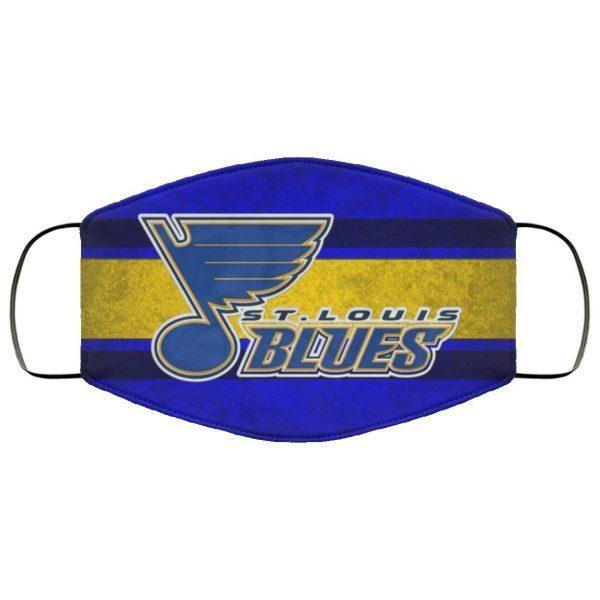 St. Louis Blues New Fashion Face Mask