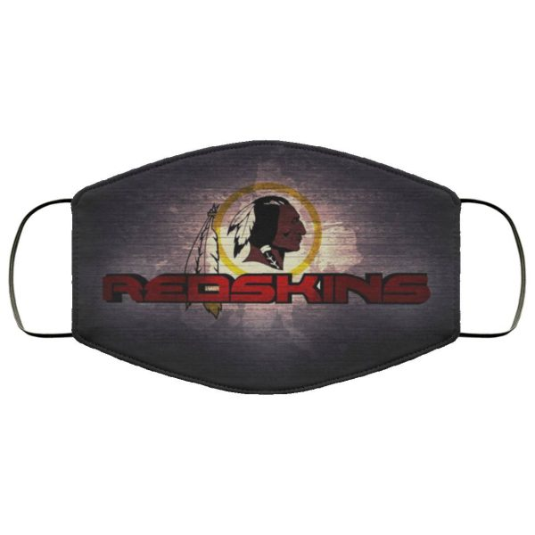 Washington Redskins Face Mask us PM2.5