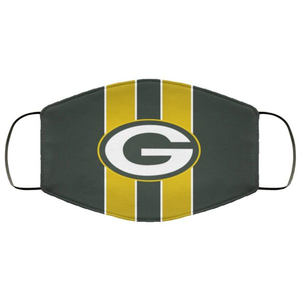 green bay packers cloth face mask