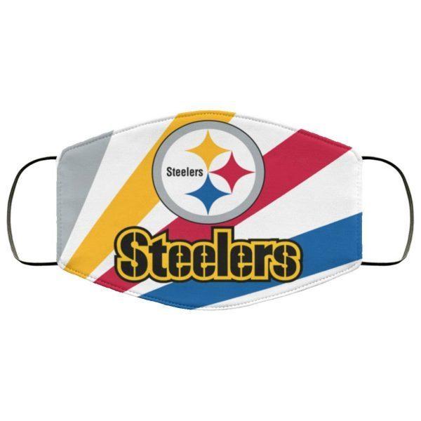 Fan Pittsburgh Steelers Face Mask Filter