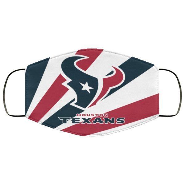 Houston Texans Face Mask Filter