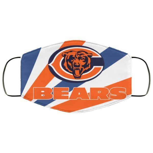 Chicago Bears Face Mask Filter