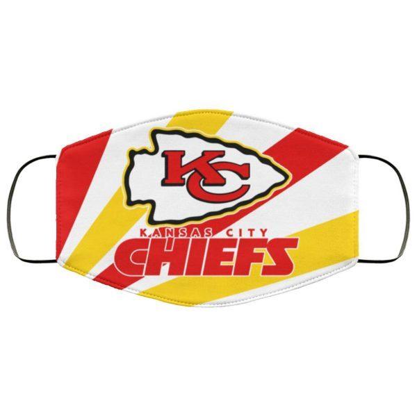 Kansas City Chiefs Face Mask Filter