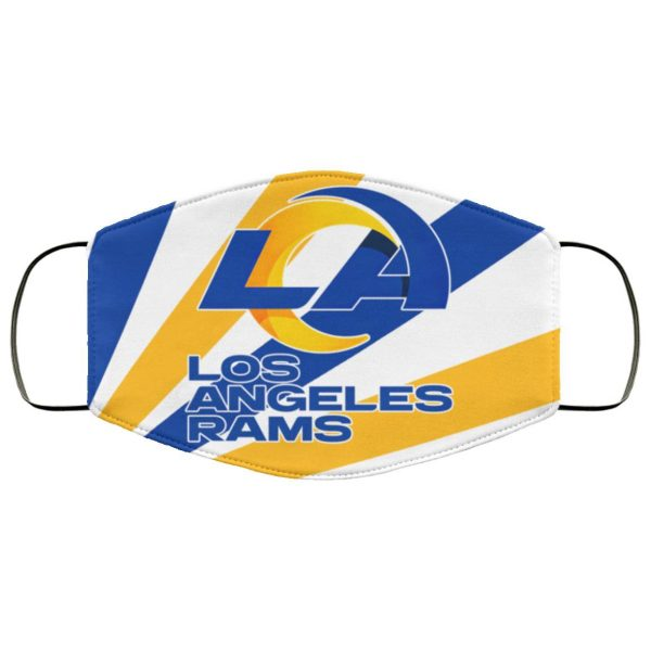 Los Angeles Rams Face Mask Filter