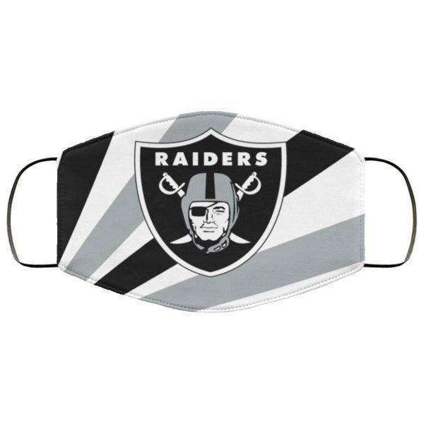 Fan Las Vegas Raiders Face Mask Filter