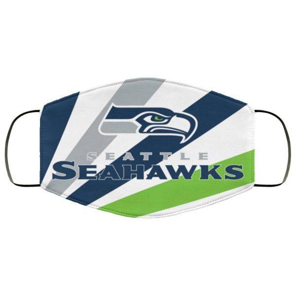 Fan Seattle Seahawks Face Mask Filter