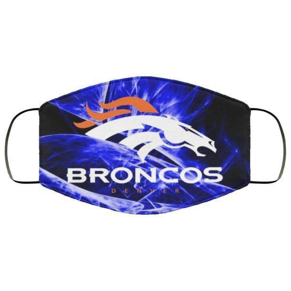 Denver Broncos US Face Mask