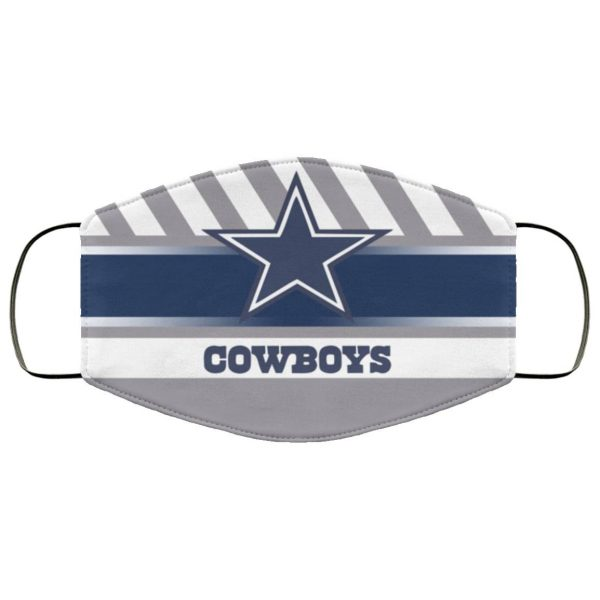 Dallas Cowboys Face Mask US 2020