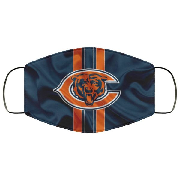 Chicago Bears Face Mask 2020 – Adults Mask PM2.5 us