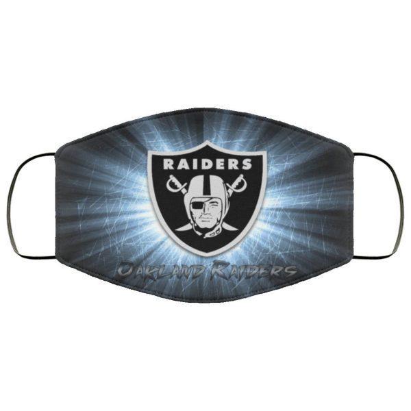 Oakland Raiders US Cloth Face Mask