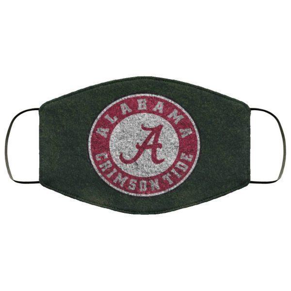 Alabama Crimson Tide US Cloth Face Mask