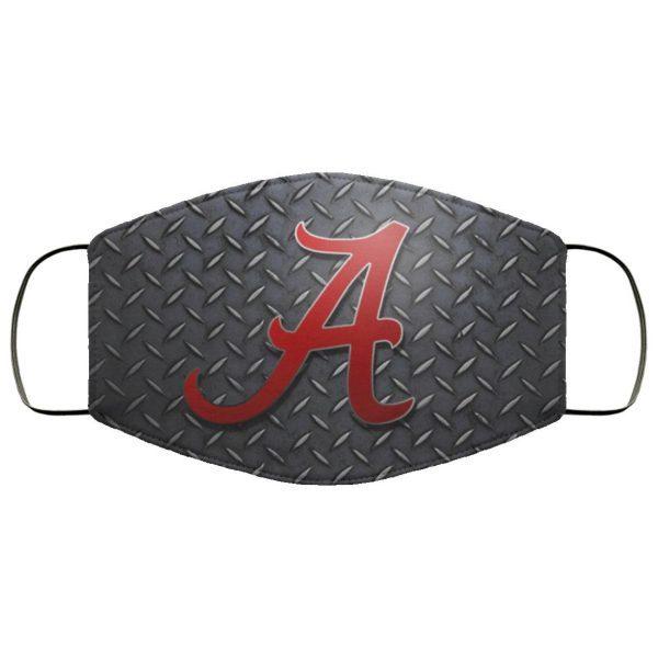 Alabama Crimson Tide face masks us