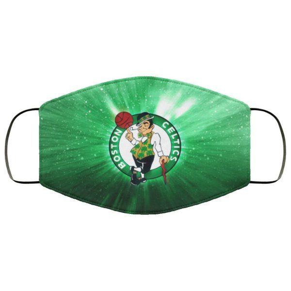 Boston Celtics Face Mask US 2020