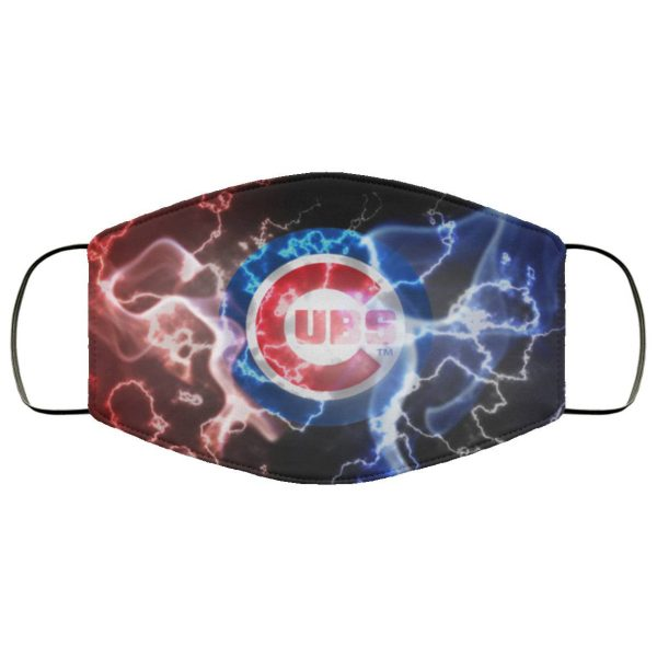 Chicago Cubs Face Mask us PM2.5