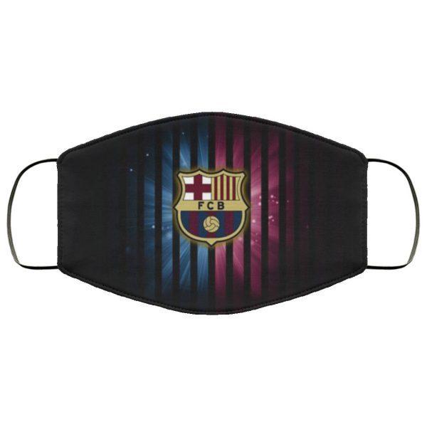 Fan Fc Barcelona Face Mask