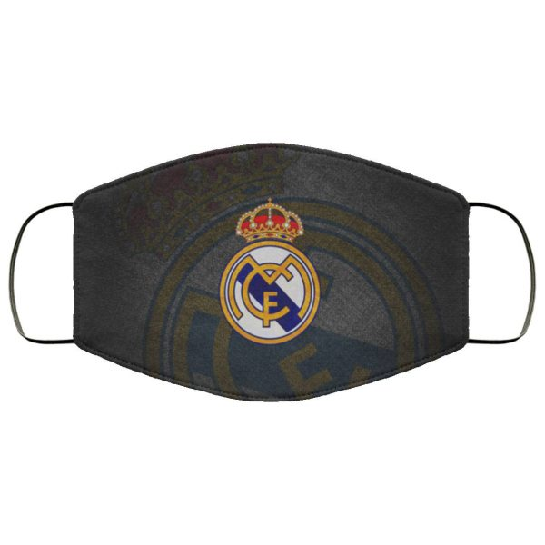 Real madrid Cloth Face Mask