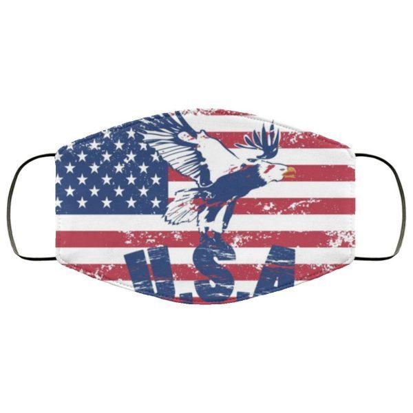 USA Flag of America Face Mask
