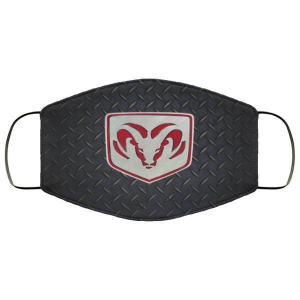 Dodge Logo Cloth Face Mask