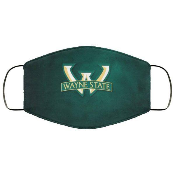 Wayne State University Face Mask