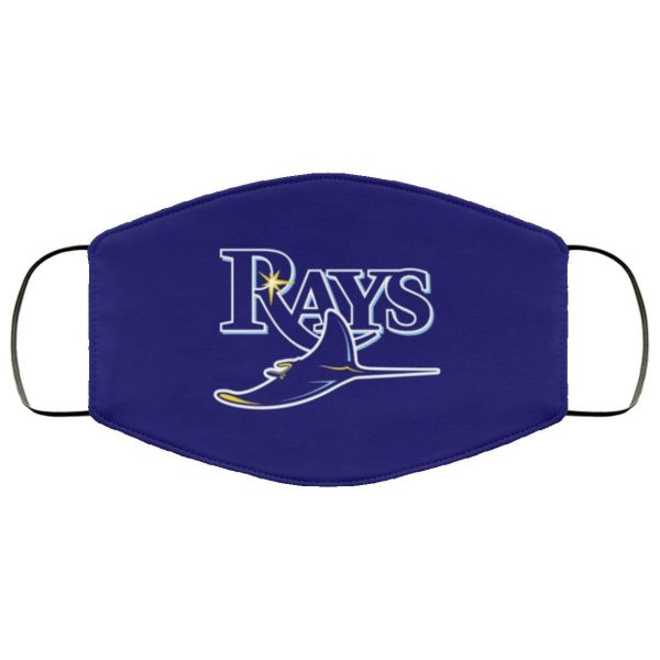 Tampa Bay Rays face Cloth Face Mask