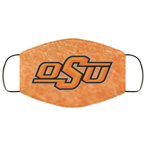 Oklahoma State University Face Mask